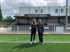 Basford United Club Structure Announcement – Appointment 1st Team Manager & Coaching Staff.
