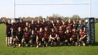 Fullerians 1st XV  2011