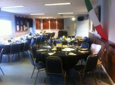 Clubhouse Hire Options