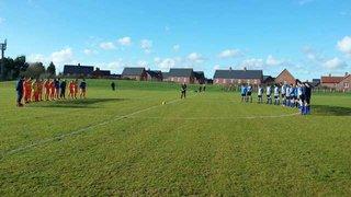Buckingham United Reserves 3 - 1 Deanshanger Athletic Reserves
