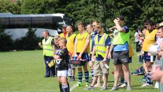first team 24-6-17 v Hunslet Parkside