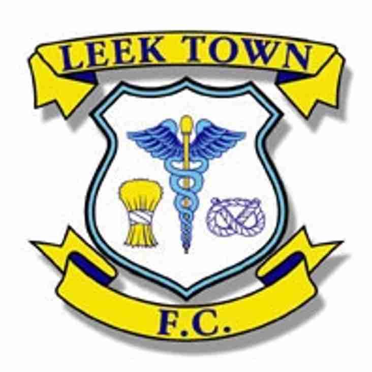 Honoured Leek target step up