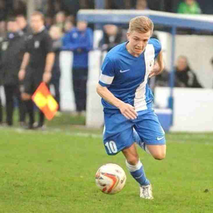 Robinson recruits talented winger