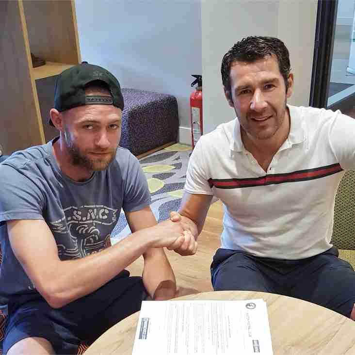 Bennett is second summer signing