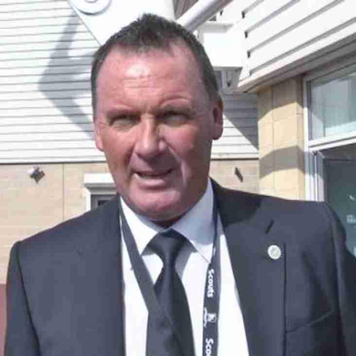 Cornforth returns to touchline