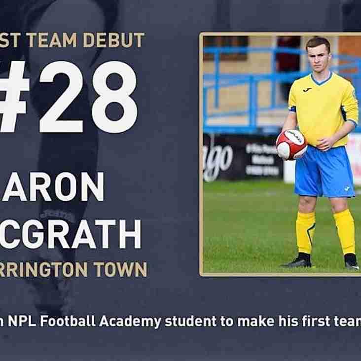 Hats off to student star McGrath!