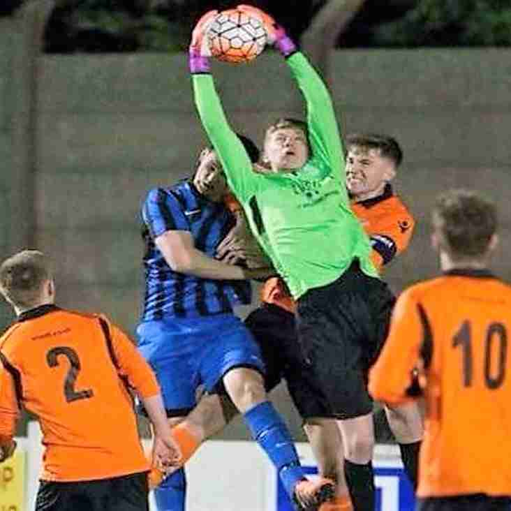 Keeper could be next to turn pro