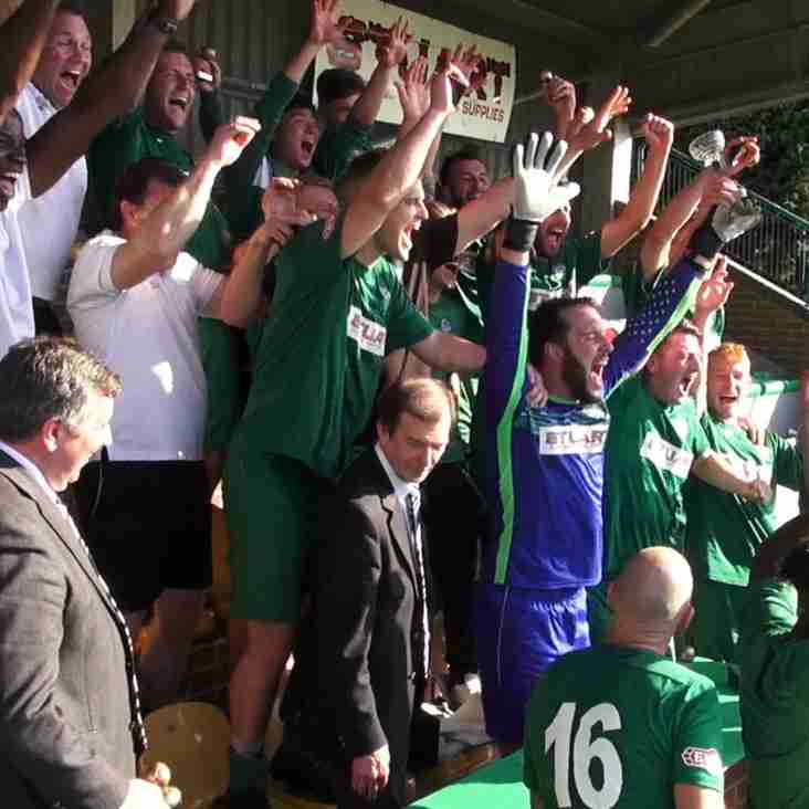 Congratulations to Bedworth United!