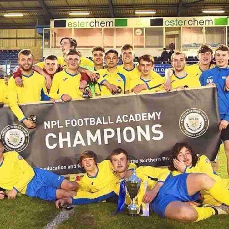 Warrington crowned as champions!