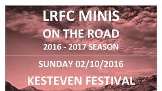 MINIS ON THE ROAD 2016 - 2017