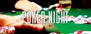 CLUB POKER NIGHT - 9th MARCH