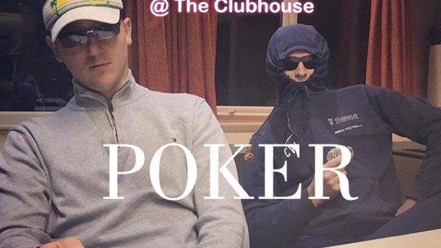CLUB POKER NIGHT - 16th NOVEMBER