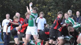 Horsham U16 v Haywards Heath 07.10.12