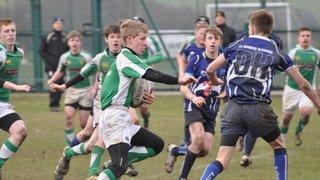 Horsham U16's V Brighton 10.03.13