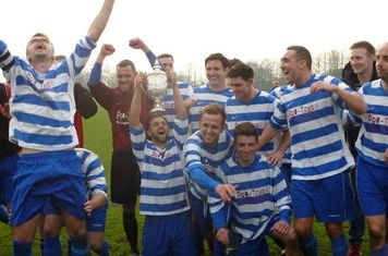 West Cheshire League winner 2013/14