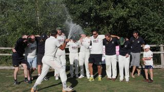 Cricklade Cruise To The Title