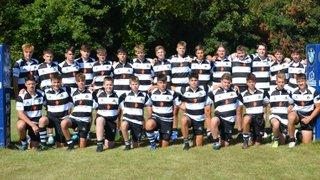 Farnham Academy squad all get a run out at Weybridge Vandals