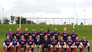 2008/09 - 1st XV Promoted from BBO Division 1 South
