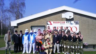 Antwerp Tour 2009 (Belgium & Holland)