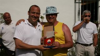 The William Sewell 'what's 4 inches between friends' Testimonial Tour to Marbs 2012
