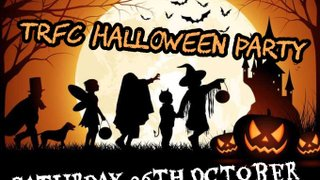 Halloween Party - 26th October!