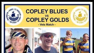 11th Feb: Will Copley Memorial Match, at Monmouth RFC