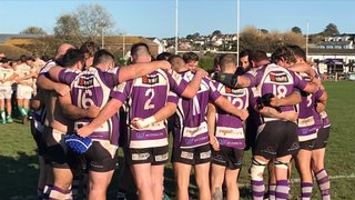 Exmouth 2nd xv 71 Exeter Saracens 5