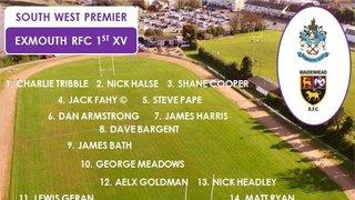 1st Team v Maidenhead RFC