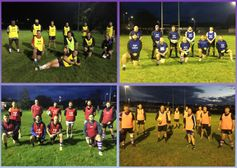 TOUCH RUGBY SUCCESS