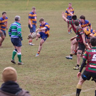 Sutton Coldfield Colts 12 – 38 Old Halesonians Colts
