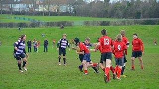 U14 vs Exeter Saracens