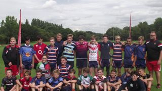 Wigan Training Camp - Day One