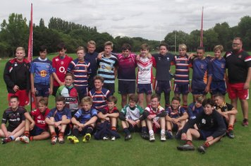 Wigan Training Camp - Day Two