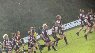 Under 15's vs Honiton 30/10