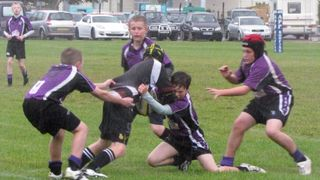 Under 13's vs Taunton