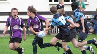Under 13's vs Tiverton