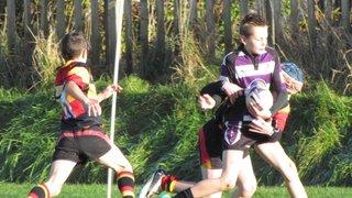 Under 13's vs Honiton
