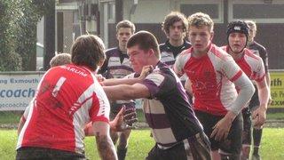 Under 16's vs Barnstaple