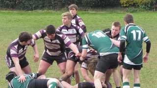Under 16's vs Sidmouth