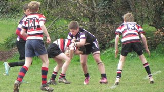 Under 13's vs Teignmouth