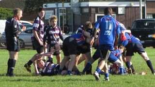 U14's vs Totness