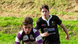 U16's vs South Molton