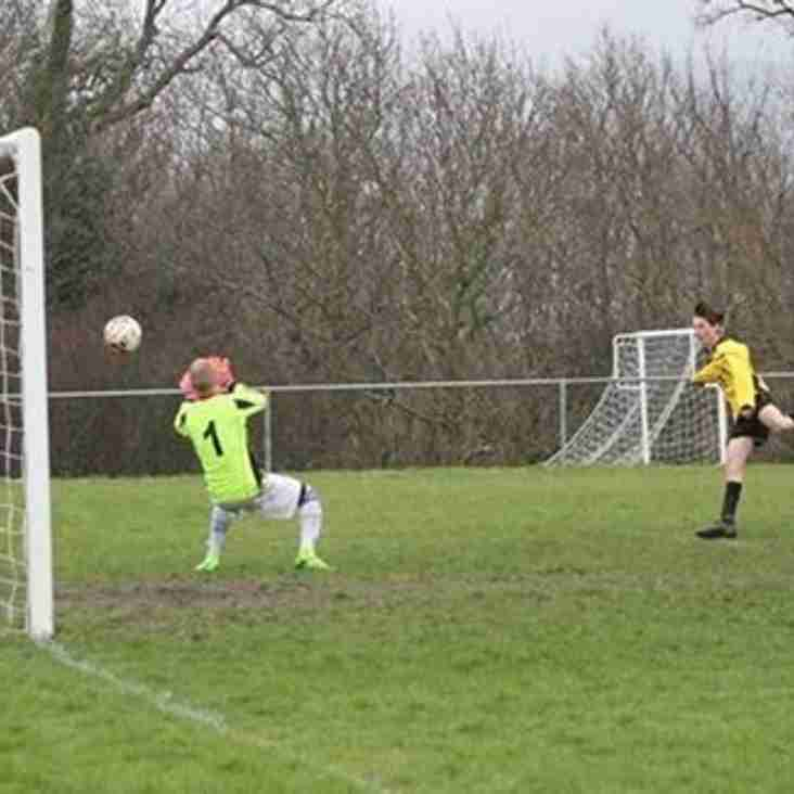 VALLEY MAKE IT A CUP FINAL DOUBLE