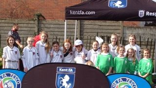 Thanet Colts Girls Tournament March 2014