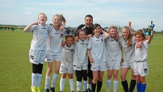 City Girls At Camber Sands Tournament