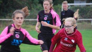 City Girls Under 13s vs Swale Ladies