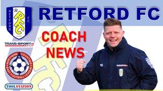 Coach news...