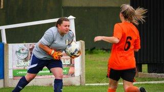 Retford FC Ladies 2-4 Harworth CI Ladies - 14/07/19