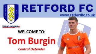 Choughs sign defender...
