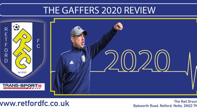 Gaffers review of 2020...